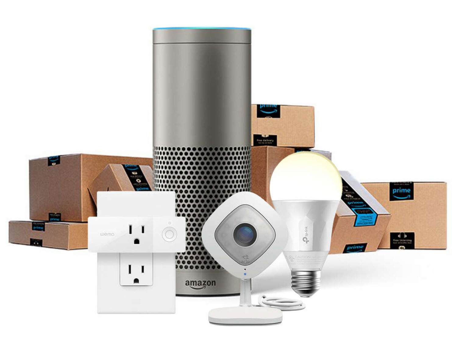 Using Amazon Smart Home to Get Started with Your Smart Home