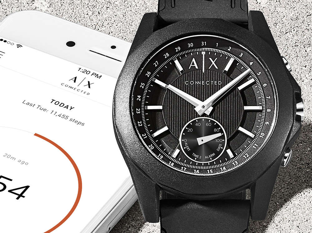 Armani Exchange SmartWatch