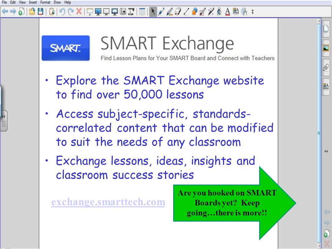 Smart Exchange Lessons Collection