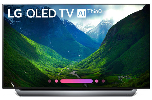 6 Incredible 55 Inch Smart TVs of 2019 - LG OLED55C8P 55'' OLED 4K UHD HDR Smart TV