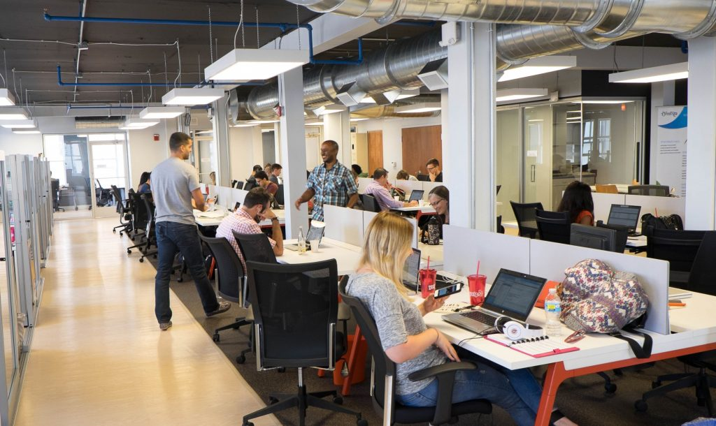 The Basics to Building a Better Smart Office