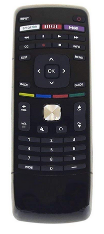4 Easy to Use Vizio Smart TV Remote - New Vizio Universal Remote Control for all Vizio Brand TV