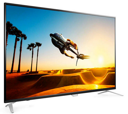 3 Of The Best 50 Inch Smart TVs For 2019 - Phillips 4K Ultra Slim Smart LED TV