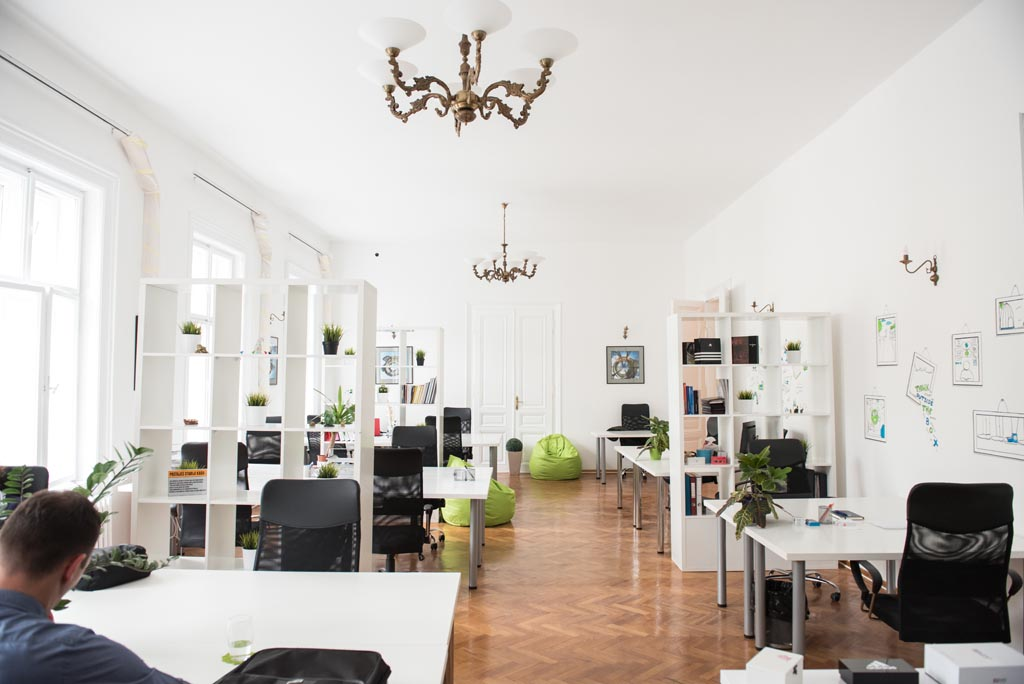 Smart Offices are more than Technology