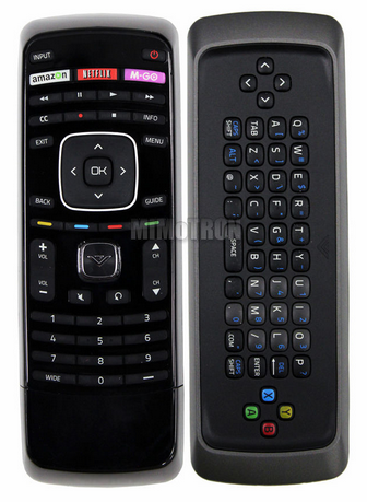 4 Easy to Use Vizio Smart TV Remote - Vizio XRT302 Generic Smart TV Remote Control