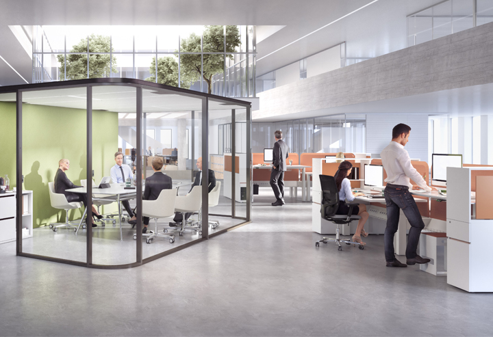 What is a Smart Office?