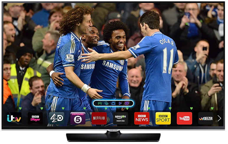 Top 6 Samsung 40-Inch Smart TVs - Samsung 40H5500 40 inch Full HD Smart LED TV
