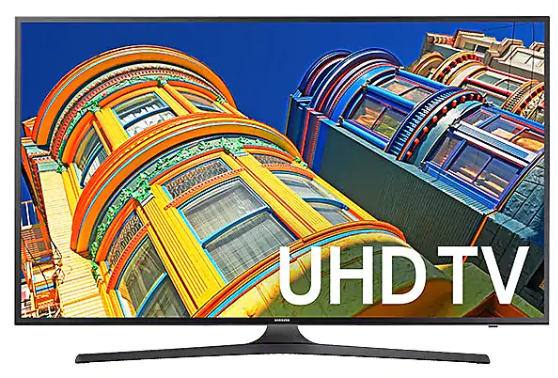 Top 6 Samsung 40-Inch Smart TVs - Samsung 40KU6300 40 Inch 4K UHD Smart LED TV