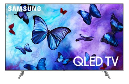 "image of Samsung 75"" QLED 4K Ultra HD Smart TV"