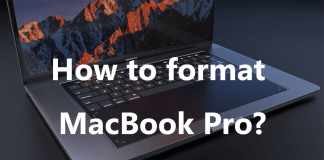 How to Format MacBook Pro and Perform Diagnosis Tests