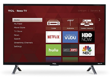 The 5 Best Roku Smart TVs You Should Consider - Alternative For Smaller Screen Sizes: TCL S305