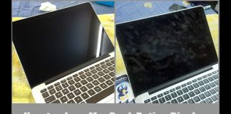 How to Clean MacBook Screen Safely