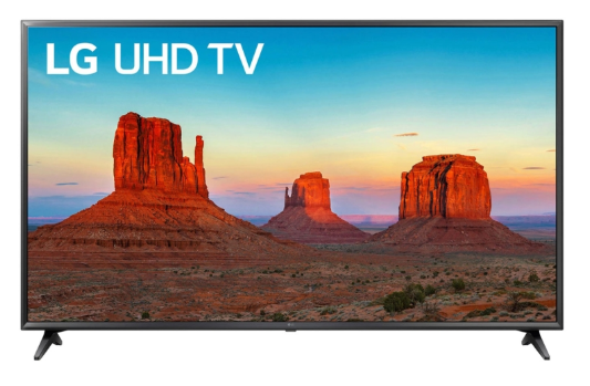 "image of LG 65"" 4K HDR Smart UHD TV"
