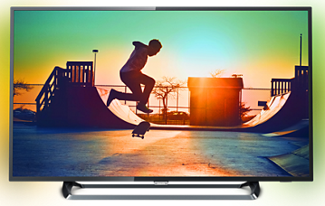 4 Best 40-Inch Smart TVs For 2019 - Philips 43PUS6262/05