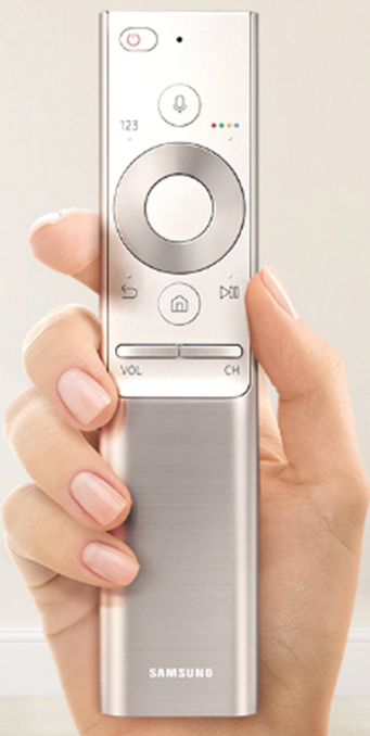 Samsung Smart TV Remote: The Game Changer