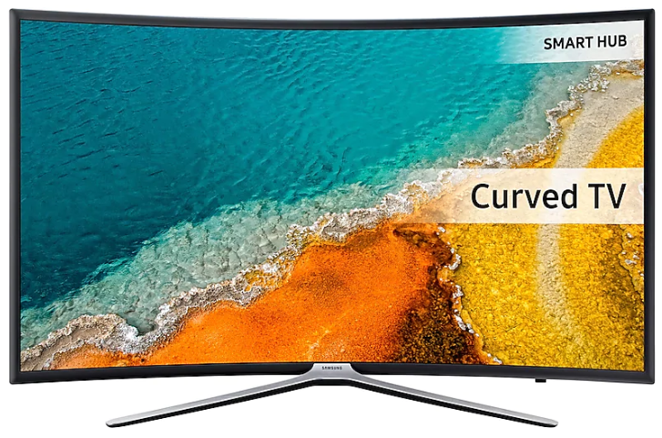 Top 6 Samsung 40-Inch Smart TVs - Samsung UA40K6300AK 40 Inch Full HD Curved Smart LED TV