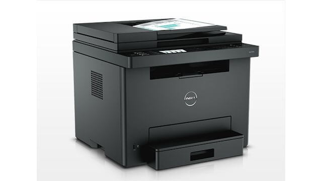 Dell E525w Review - Fast print speeds
