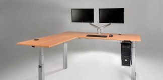 The 6 Best L-Shaped Standing Desks That Will Blow Your Mind