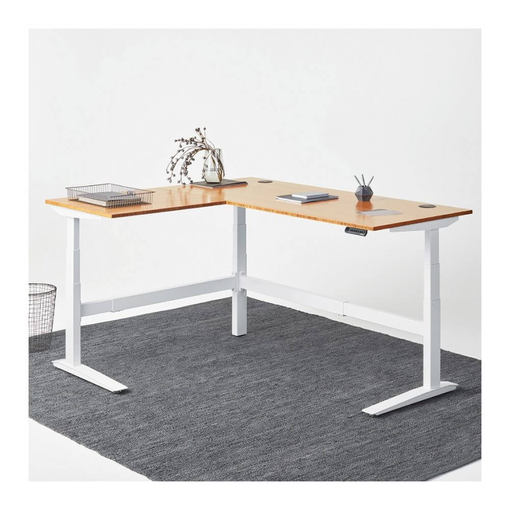 The 6 Best L-Shaped Standing Desks That Will Blow Your Mind-MultiTable LDesk