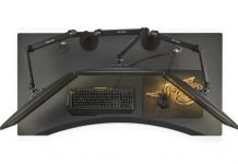 Uplift Gaming Desk: Every Gamer's Dream