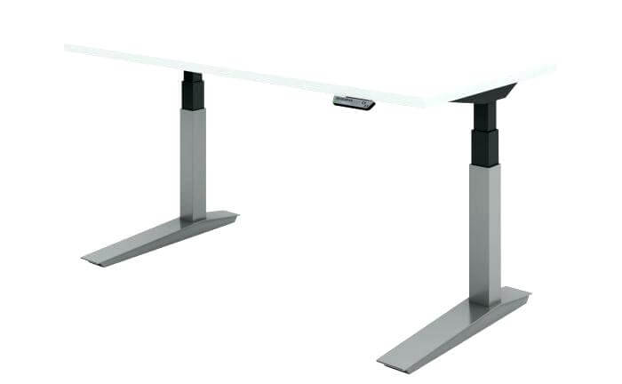 Costco Tresanti Standing Desk Review - Costco Tresanti stand up desk strong build