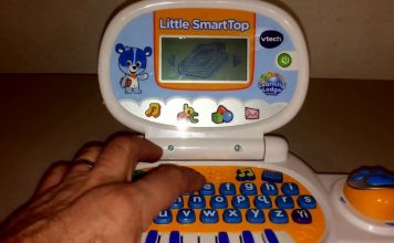 Vtech Little Smart Laptop Review