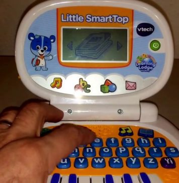 Vtech Little Smart Laptop Review