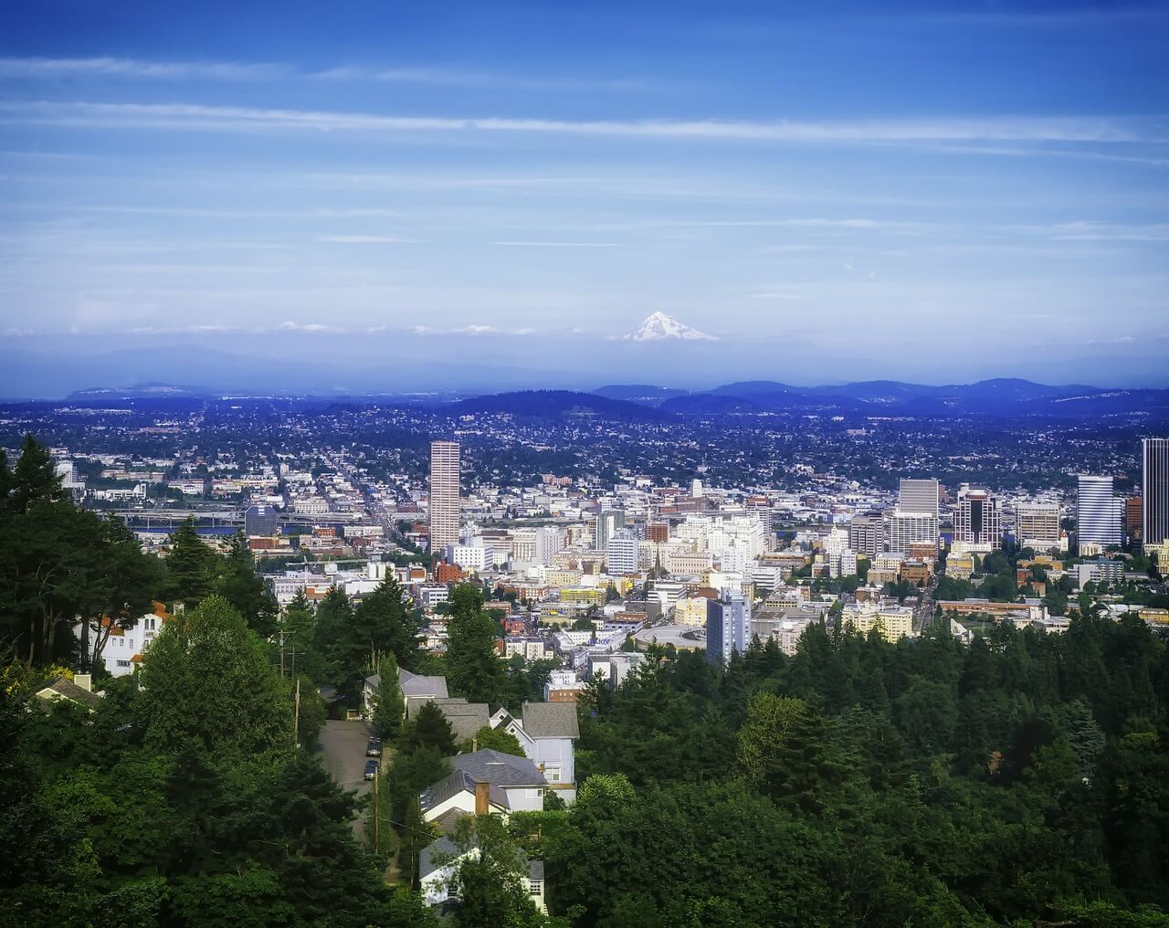 Techsmartest.com - Which Of The Following U.S. Cities Is The Best Example Of Smart Growth? - Portland