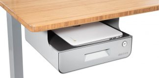 How to Pick a Desk Drawer Lock - A desk drawer with fitted with a lock