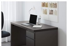 Ikea MALM Desk Review