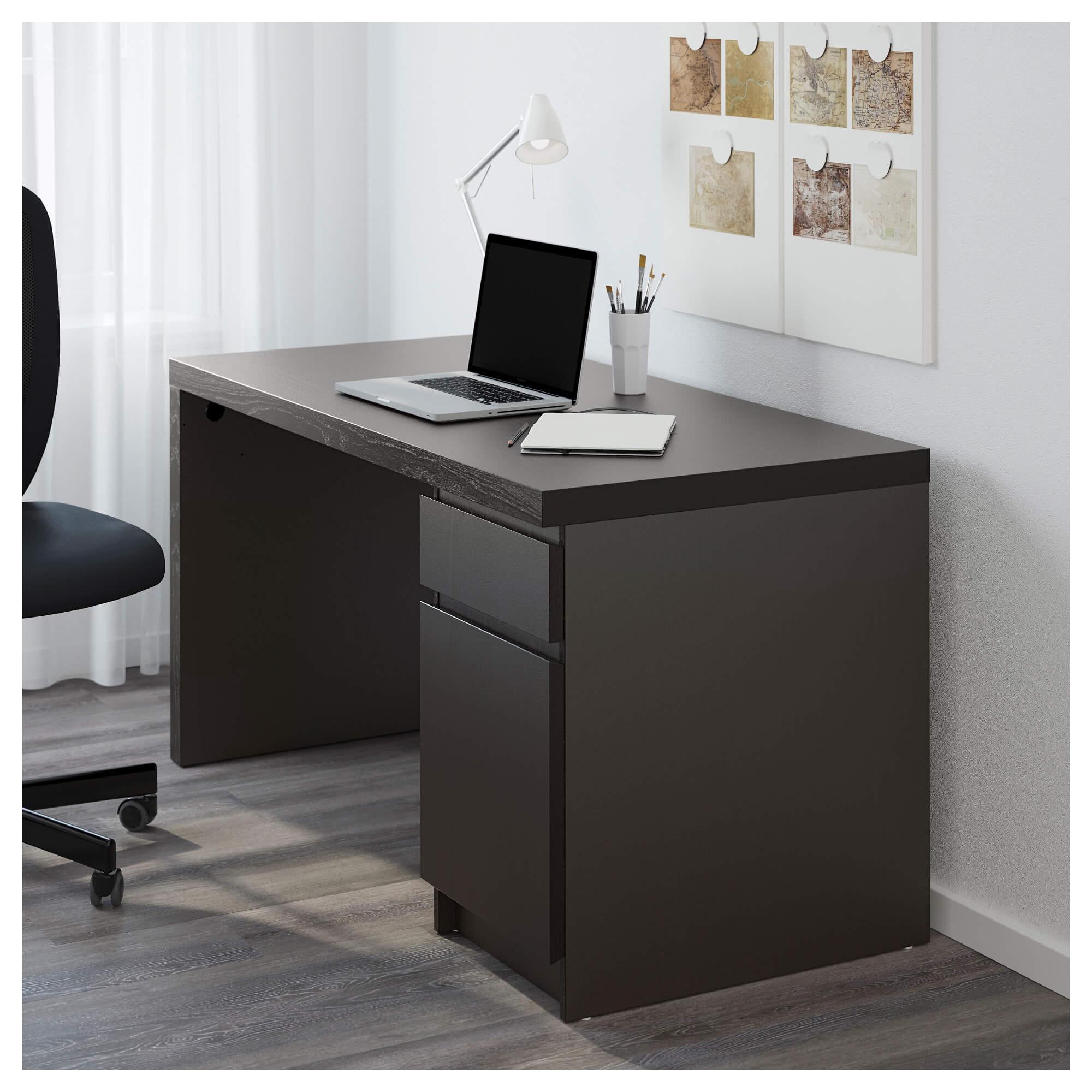 Beau Ikea MALM Desk Review