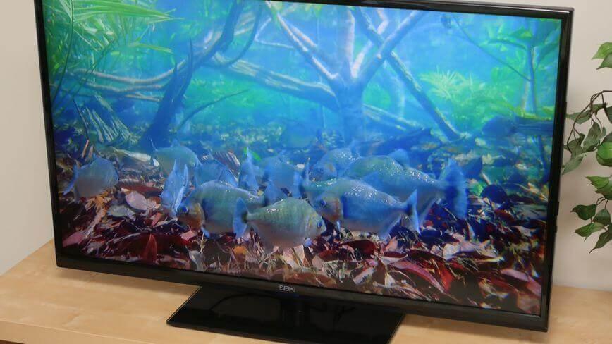 seiki 32 inch smart tv HDMI Input