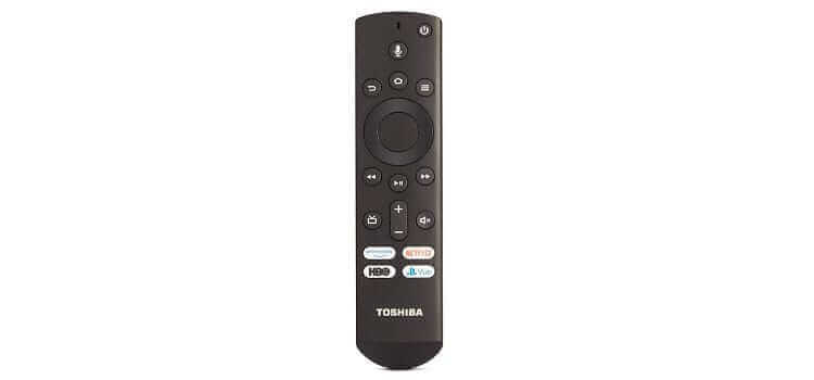 toshiba 32 inch tv remote