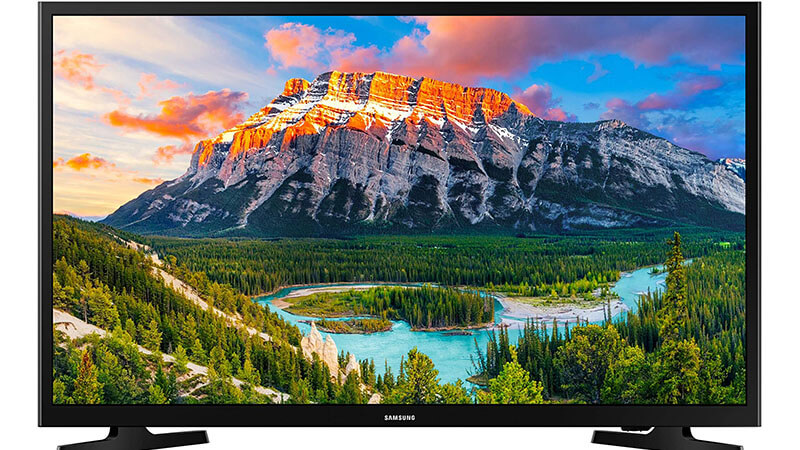 Samsung UN32M4500A 32-Inch 720p Smart LED TV (2017 Model)
