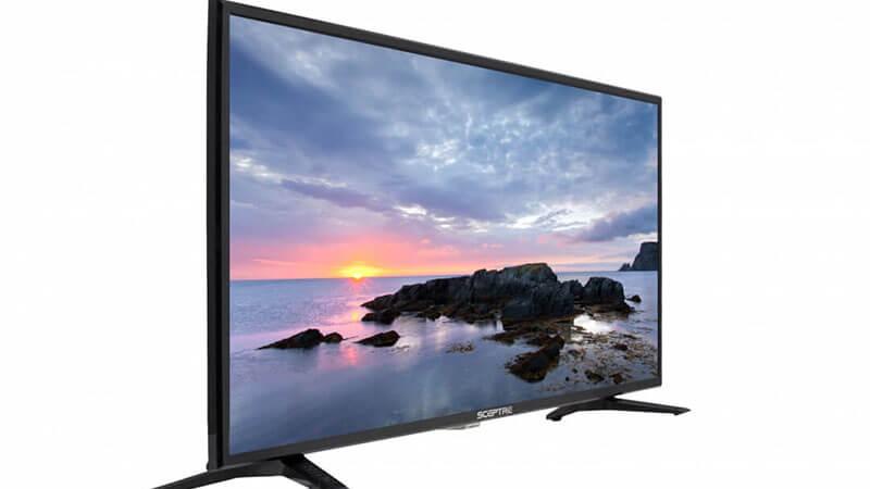 Sceptre 32 inch LED 720p HDTV (X328BV-SR) - 2019