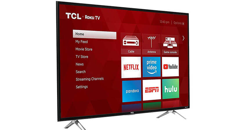TCL 32S305 32 Inch 720p Roku Smart LED TV