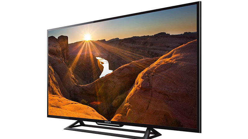 sony 32 inch smart tv 1080p Build Quality