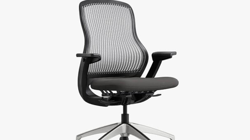 Flash Furniture Mid-back ergonomic chair