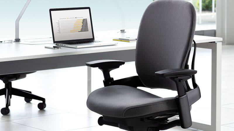 Steelcase Leap chair 1