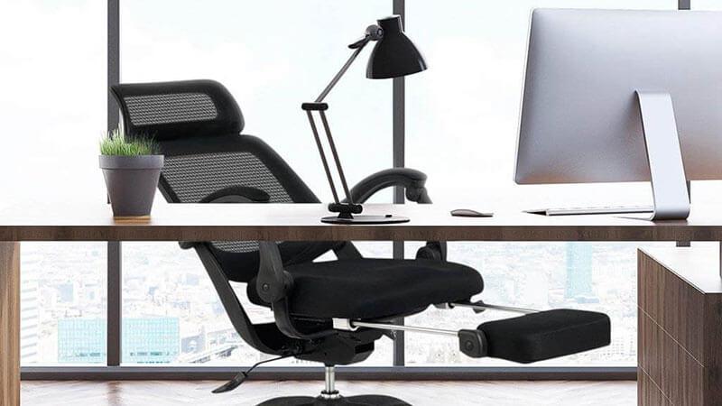 VIVA Ergonomic Recliner Office Chair