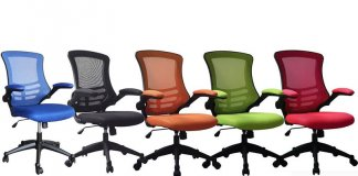 green office chair introduction
