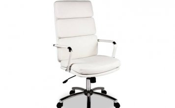 white office chair introduction