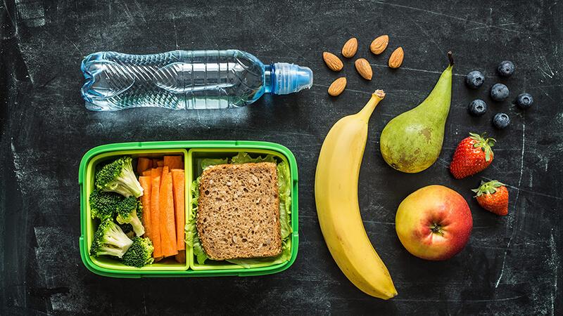 Provide Healthy Office Snacks