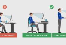 Workplace Posture and Ergonomics