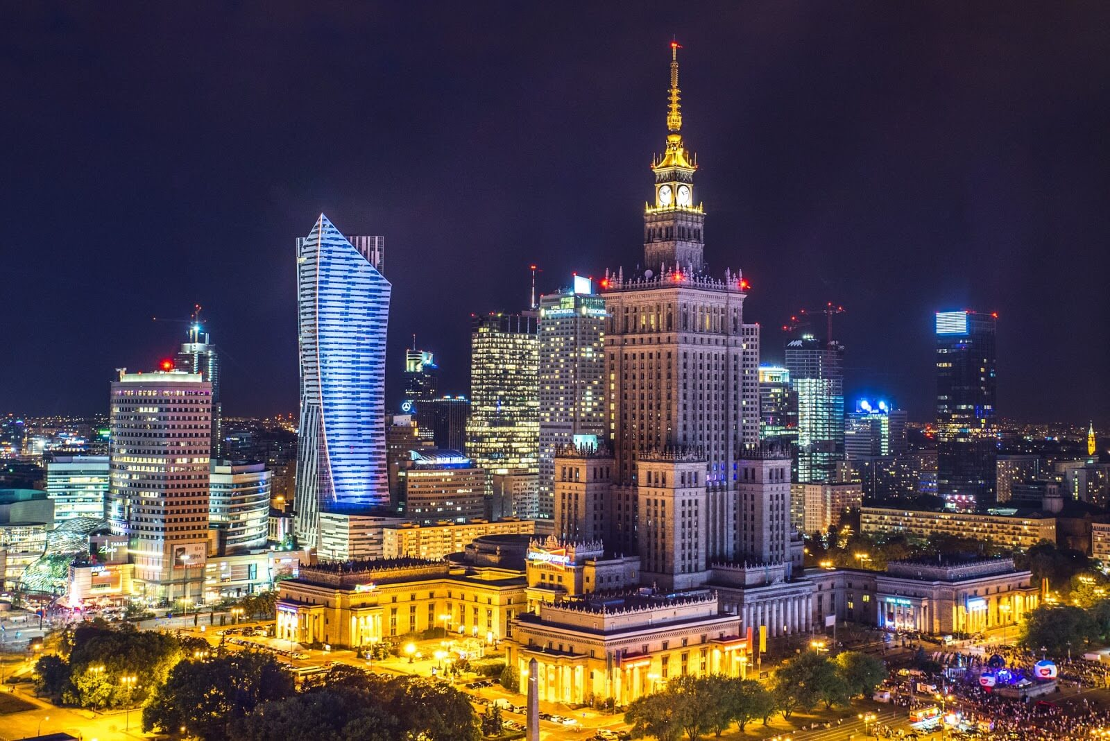 Poland - Top 10 countries to outsource software and web development 2020
