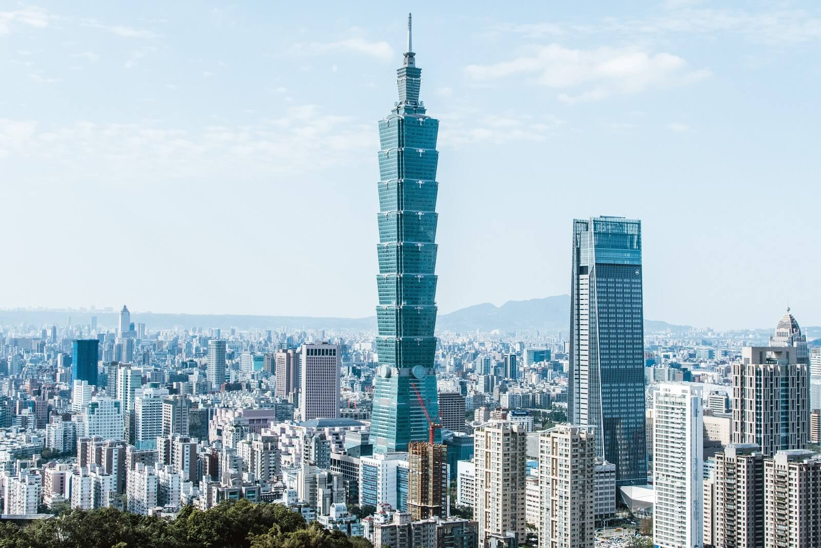 Taiwan - Top 10 countries to outsource software and web development 2020