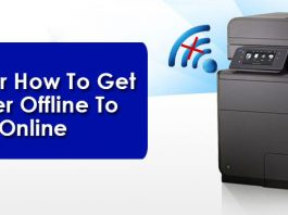 Tips For How To Get Printer Offline To Online