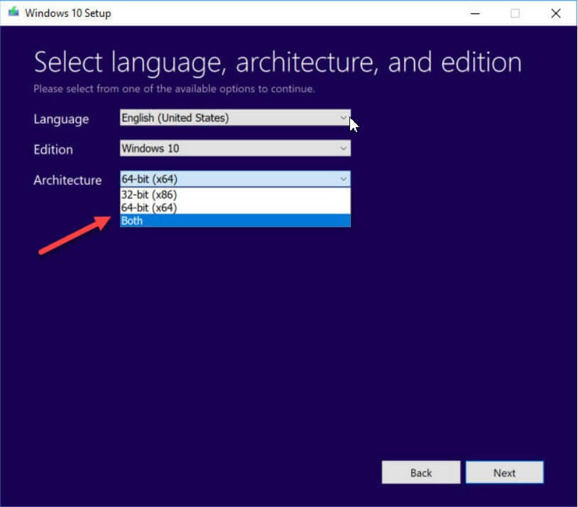 Clean Installation of Windows 10 and Product Key - Image 1