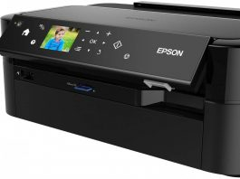 How to make Epson printers offline to online?