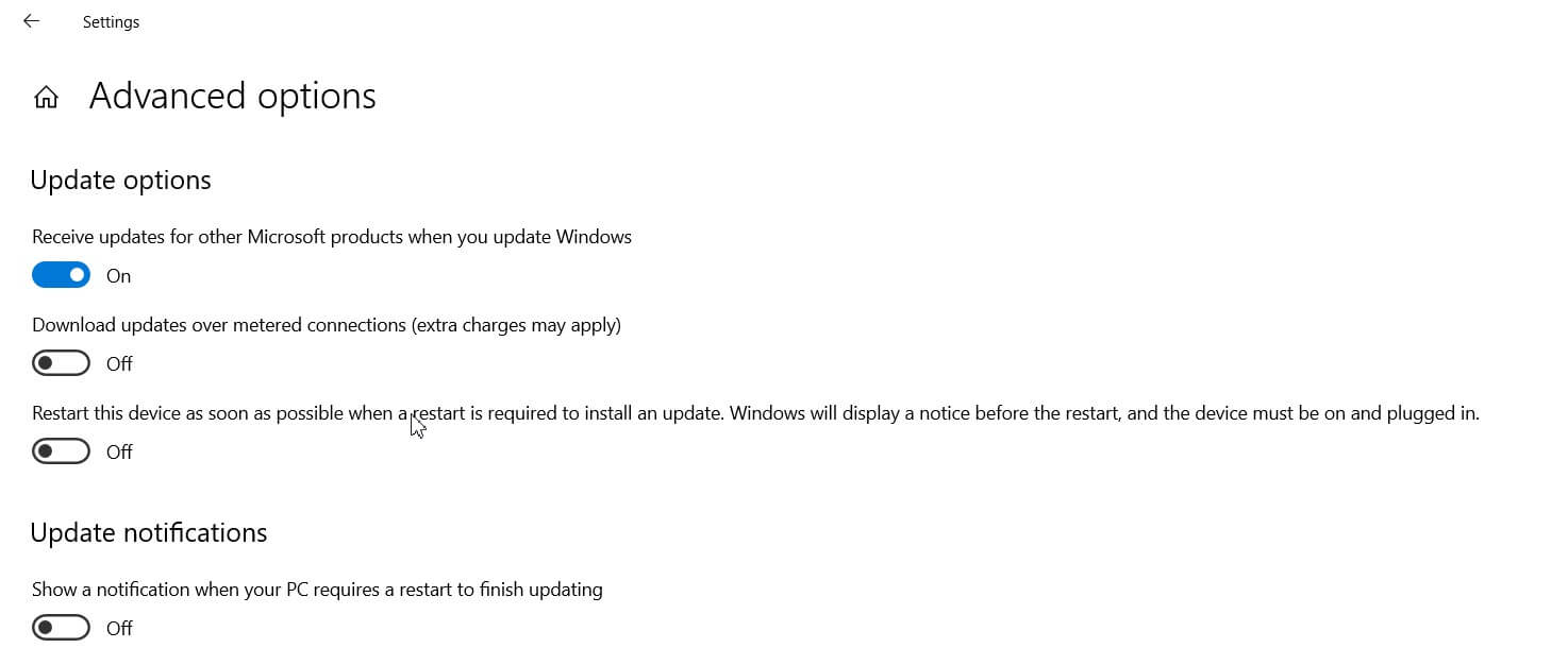 How to turn off automatic updates in Windows 10.